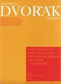 Nocturno H-Dur op. 40 -Partitur + Stimmen DVORAK laflutedepan.com