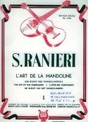 L'art de la mandoline - Volume 1 S. Ranieri Partition laflutedepan.be