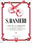 L'art de la mandoline - Volume 2 S. Ranieri Partition laflutedepan.be
