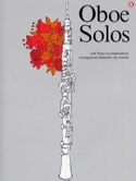 Oboe Solos Jay Arnold Partition Hautbois - laflutedepan.com
