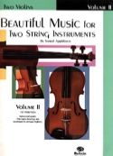 Beautiful Music For 2 Violons Volume 2 Partition laflutedepan.com