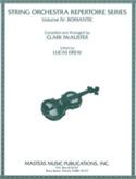 String Orch. Repertoire, Volume 4 : Romantic laflutedepan.com