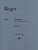 Trios à cordes en la mineur op. 77b et ré mineur op. 141b laflutedepan.com