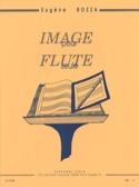 Image Eugène Bozza Partition Flûte traversière - laflutedepan.com