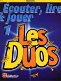 Ecouter Lire et Jouer - Les Duos Volume 1 - 2 Hautbois laflutedepan.com