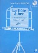 La Flûte à Bec à l'École de Musique Volume 2 laflutedepan.com