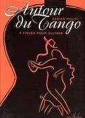 Autour du Tango - Adrien Politi - Partition - laflutedepan.com