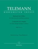 Concerto en sol Majeur TWV 51 : G9 -Alto et piano laflutedepan.com