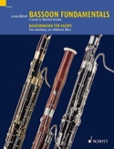 Bassoon Fundamentals - Basson Georg Klütsch Partition laflutedepan.com