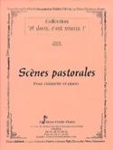 Scènes pastorales - Pascal Proust - Partition - laflutedepan.com