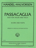 Passacaglia – Violin viola laflutedepan.com