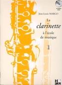 La Clarinette à L'école de Musique Volume 1 - laflutedepan.com