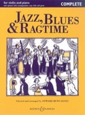 Jazz Blues and Ragtime - Complete + CD laflutedepan.com