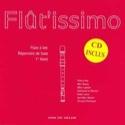 Flût'issimo Volume 1 Flutissimo Partition laflutedepan.com