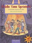 Fiddle Time Sprinters Book 3 - Violon Partition laflutedepan.com
