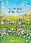 La Musique Tout Simplement - Volume 4 laflutedepan.com