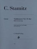 Concerto pour Alto N° 1, Ré Majeur - Carl Stamitz - laflutedepan.com