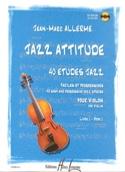Jazz Attitude Volume 1 Jean-Marc Allerme Partition laflutedepan.com