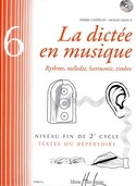 La Dictée en Musique Volume 6 laflutedepan.com