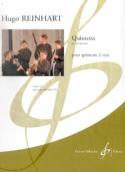 Quintette en sol mineur -Conducteur + parties laflutedepan.com