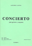 Concierto para guitarra - Guittara piano laflutedepan.com