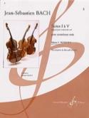 Suites 4 et 5 Transcrites Pour Contrebasse (Vol 2) laflutedepan.com
