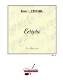Estèphe Eric Ledeuil Partition Flûte traversière - laflutedepan.com