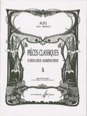 Pièces Classiques Volume 5 Frédéric Lainé Partition laflutedepan.com