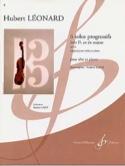 Solo D en do majeur op. 62 Hubert Léonard Partition laflutedepan.com