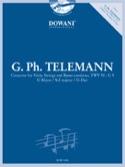 Concerto Alto TWV 51 : G 9, sol majeur laflutedepan.com