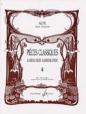 Pièces Classiques Volume 4 Frédéric Lainé Partition laflutedepan.com