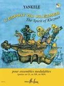 L'Esprit du Klezmer - Yankele - Partition - laflutedepan.com