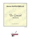 De concert Sophie Dufeutrelle Partition ENSEMBLES - laflutedepan.com