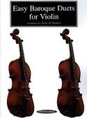 Easy Baroque Duets for Violin Betty M. Barlow laflutedepan.com