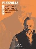 Histoire du Tango - Flûte ou violon et piano laflutedepan.com