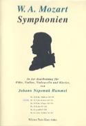 Symphonie N°36 Linz - Quatuor Fl/Violon/Cello/Piano laflutedepan.com
