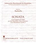 Sonata in sol maggiore –2 Mandolini e Bc - laflutedepan.com