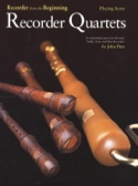 Recorder Quartets John Pitts Partition Flûte à bec - laflutedepan.com