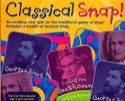 Classical Snap ! Accessoire laflutedepan.com