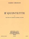 Quintette à cordes n° 2 - Parties + Conducteur op 316 laflutedepan.com