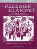 The Klezmer Clarinet - Complete Edward Huws-Jones laflutedepan.com