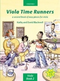 Viola Time Runners Book 2 Partition Alto - laflutedepan.com