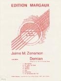 Demian Jaime M. Zenamon Partition Guitare - laflutedepan.com