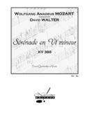 Sérénade en Ut Mineur Kv 388 -Quintette à Vents laflutedepan.com