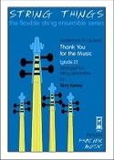 Thank you for the Music - String ensemble laflutedepan.com