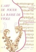 Art de jouer de la basse de viole - Volume 1 laflutedepan.com