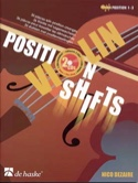 Position Shifts - Violon - Nico Dezaire - Partition - laflutedepan.com