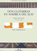 Dos guitarras en America del Sud Inès Peragallo laflutedepan.com