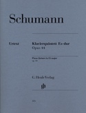 Klavierquintette Es-Dur op. 44 -Stimmen SCHUMANN laflutedepan.com