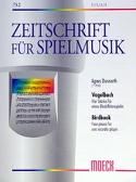 VogelBuch - Agnes Dorwarth - Partition - laflutedepan.com
